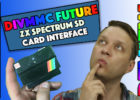 DivMMC Future review Sinclair Spectrum SD Card Device